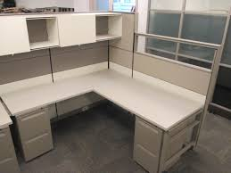 herman miller l shaped desk used herman miller canvas 6x6 used office cubicles used cubicles