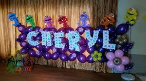decor balloon decoration service design decorating marvelous