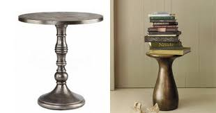 Small Metal Accent Table Real Life Real Friends Real Deal A Behind The Scenes Look Of