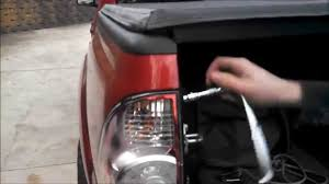 2000 toyota tundra tail light toyota tacoma tail light replacement youtube