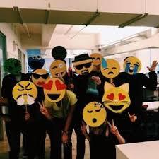 Emoticon Costume Halloween Diy Emoji Costume Halloweenie Emoji Costume Emoji