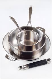 cuisine cyril lignac test de la batterie de cuisine cyril lignac chefnini