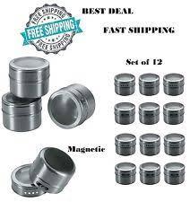 Soho Magnetic Spice Rack Magnetic Spice Rack Ebay