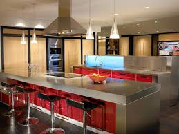 stainless steel kitchen ideas stainless steel countertops pictures ideas from hgtv hgtv