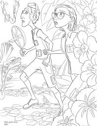 disney rio coloring pages free images coloring disney rio coloring