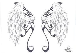 angel butterfly wings by b operationz on deviantart