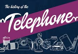 history of telephone telephone invention history timeline infographic