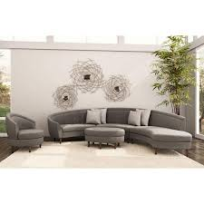 chic curved sectional sofa curved sectional sofa with pillows