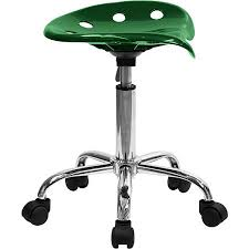 adjustable height task stool with tractor seat multiple colors