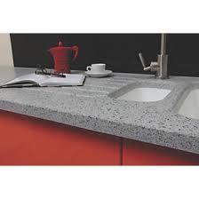 slab sink apollo slab tech sea mist worktop with 1 bowl white sink 2500 x 625