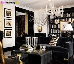 Silver Black Bedroom Living Room Decor Ideas Black And Silver Classy Furniture Black
