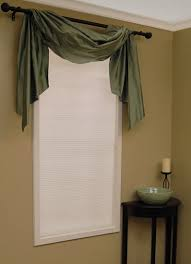 Black Scarf Valance Scarf Valance Over Cellular Shades Does Anyone Know Where I Could