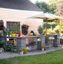 simple outdoor kitchen ideas outdoor small kitchen affordable outdoor kitchen ideas simple