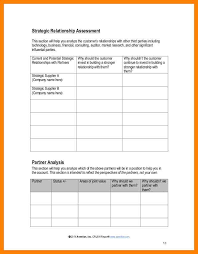 9 key account sales plan template day care receipts