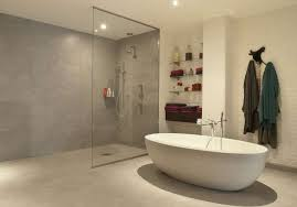 Bathroom With Open Shower Walk In Showers The Ultimate Guide Visionary Baths More
