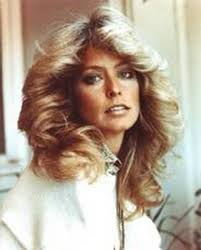 hairstyles for women in their 70 s from the mid 70 s on much was made of actress farrah fawcett s