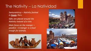 christmas around the world peru peru is located in south america