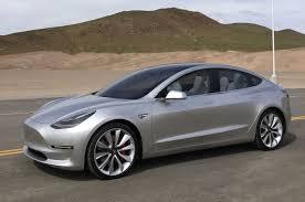 Tesla Minivan Breaking News New Blog Post Downplays Tesla Model 3 Gas 2
