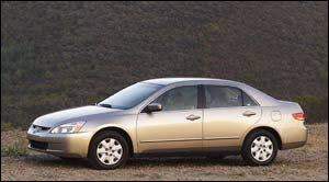 2003 honda accord specifications car specs auto123