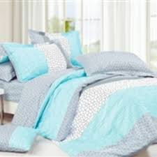 Light Blue Twin Comforter Best Cotton Comforter Sets Gramercy Paisley Twin Xl Cotton