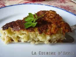 cuisiner la pomme de terre recette crique aux pommes de terre la cuisine familiale un plat
