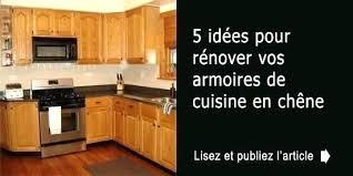 retaper sa cuisine renover sa cuisine en chene 100 images cuisine rustique chene