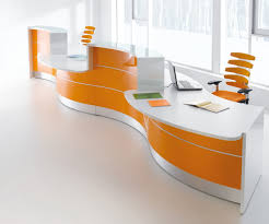 Second Hand Reception Desk by Reception Areas