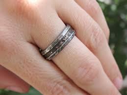 wedding ring alternative buy a made cool mens ring alternative wedding band rugged
