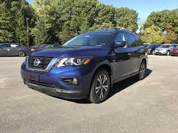 nissan pathfinder length 2017 new nissan pathfinder for sale near lancaster and worcester ma