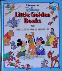 a treasury of disney golden books 22 best loved disney