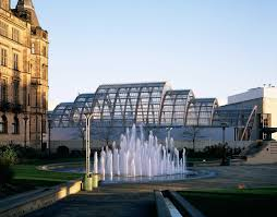 sheffield winter garden prs architects