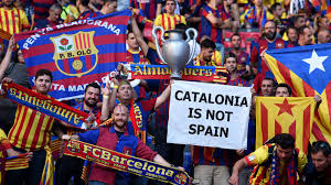 how could the catalan independence affect fc barcelona grup 14