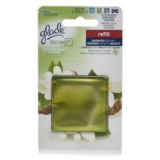 glade discreet refill bali sandalwood and jasmine at wilko com