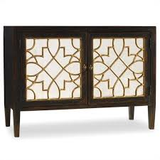 sanctuary 4 drawer console table seldens home furnishings hooker furniture sanctuary 4 door 3