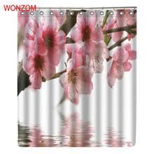 Plum Flower Curtains Popular Plum Shower Curtain Buy Cheap Plum Shower Curtain Lots