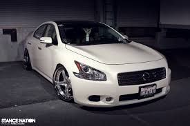 white nissan maxima 2014 step your game up stancenation form u003e function