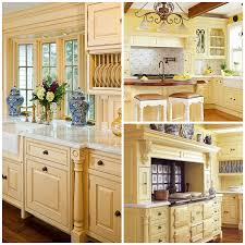 kitchen cabinet color honey stay mellow four shades of yellow kitchens