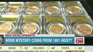 Gold Coins Found In California Backyard Could Century Old Theft Explain Mystery Of Gold Coins Cnn