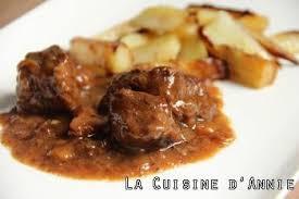 cuisine flamande recette carbonnade à la flamande la cuisine familiale un plat