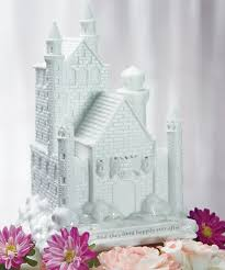 Wedding Cake Castle Unique Wedding Cake Toppers