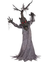 haunted animated tree at spirithalloween com they say that the