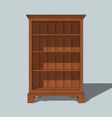 Woodworking Bookshelf Plans by Flat64yam