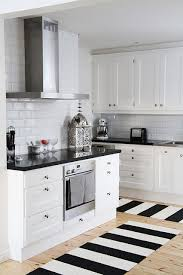 Grey And White Kitchen Rugs Black And White Kitchen Rugs Morespoons 772caaa18d65