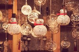 decorations festive glass ornaments image 310431