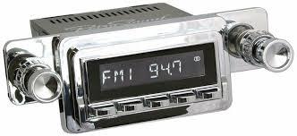 1964 Black Mustang 1964 66 Ford Mustang Hermosa Radio U2013 Retrosound