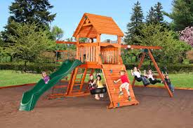 Big Backyard Playsets by Value Playsets Swingsets And Playsets Nashville Tn