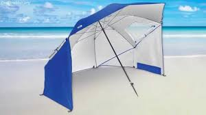 Cheap Beach Umbrella Sport Brella Umbrella Beach Umbrella Tent Youtube
