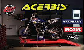 freestyle motocross video the lw dirt bike makeover with acerbis motocross lw mag