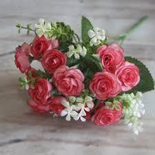 velvet wedding flower promotion shop for promotional velvet