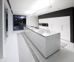 black and white modern kitchen the best ultra modern kitchen design and decoration orchidlagoon com